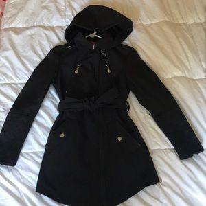Betsey Johnson rain coat